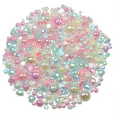 'SHABBY CHIC' Theme Rhinestone and Pearl Embellishment Pack